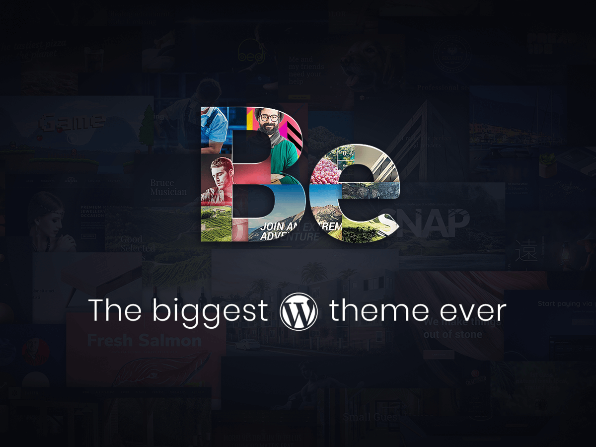 BeTheme - Responsive Multi Purpose WordPress Theme