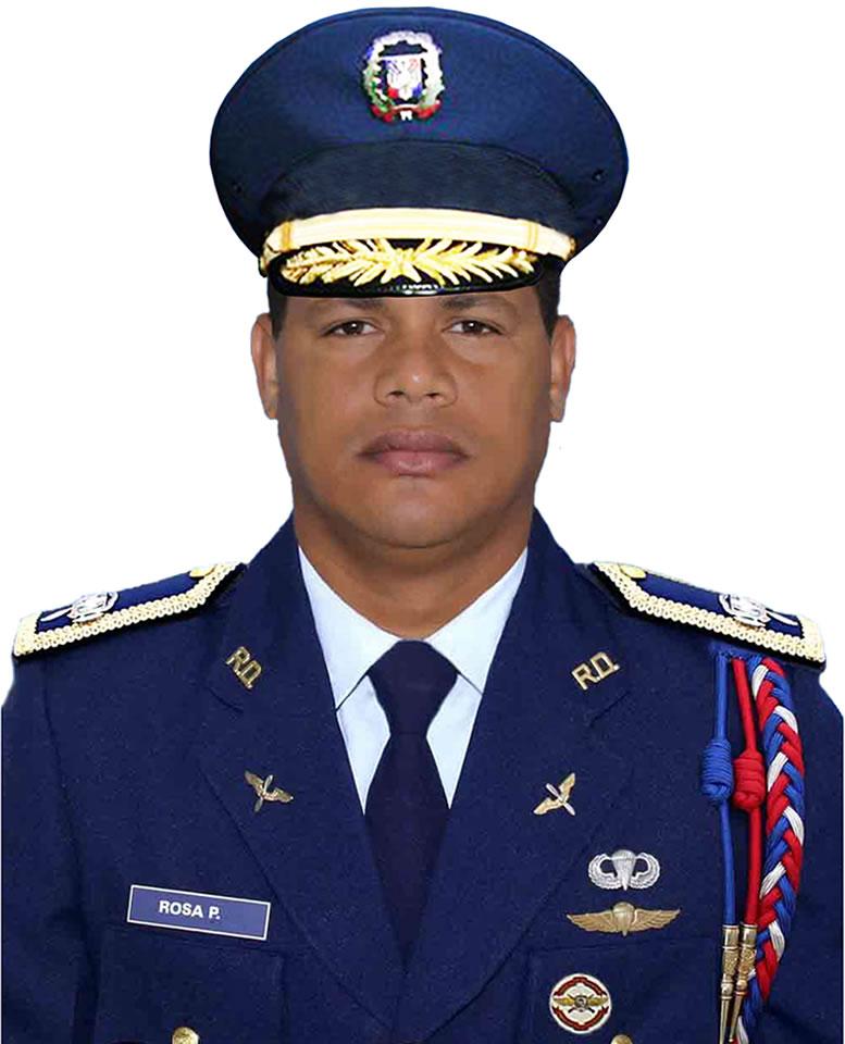 Coronel Paracaidista Fabio Antonio Rosa Perdomo, FARD, (DEM)