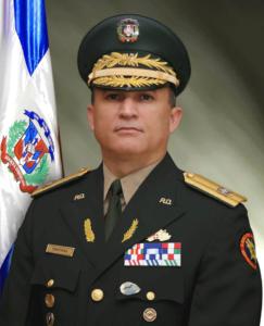 General de Brigada Alexis Ramón Santana Almonte