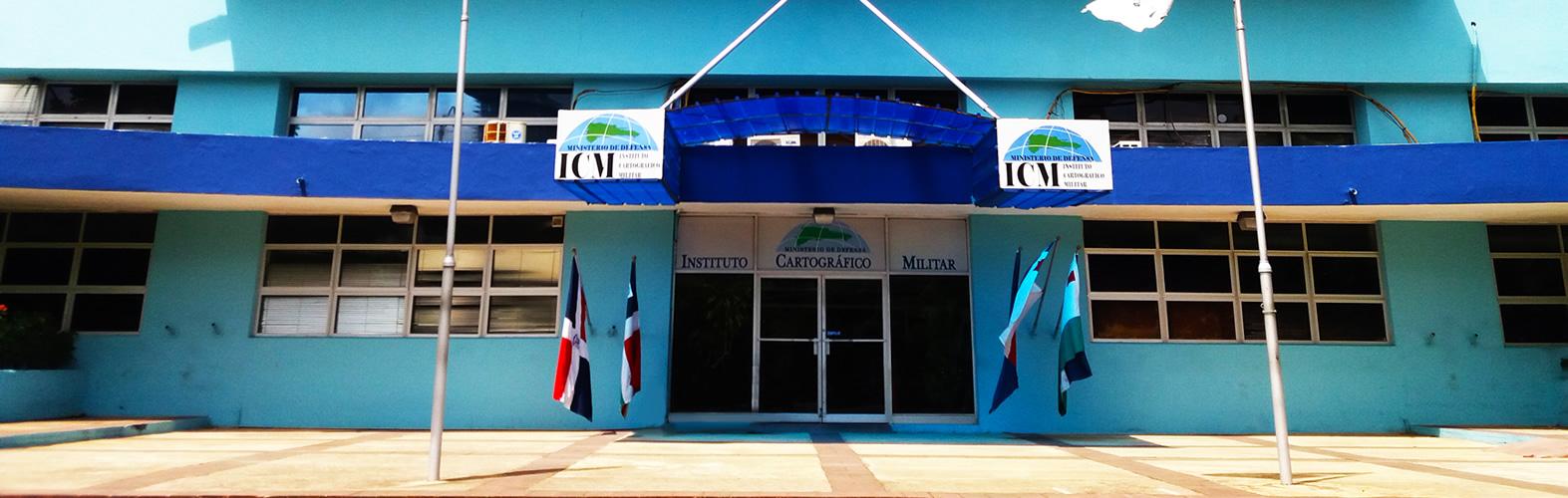 Fachada edificio ICM-5