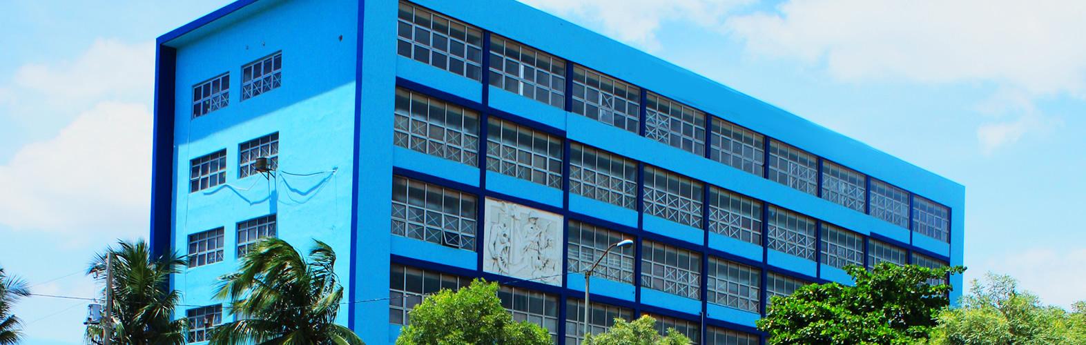 Fachada edificio ICM-6