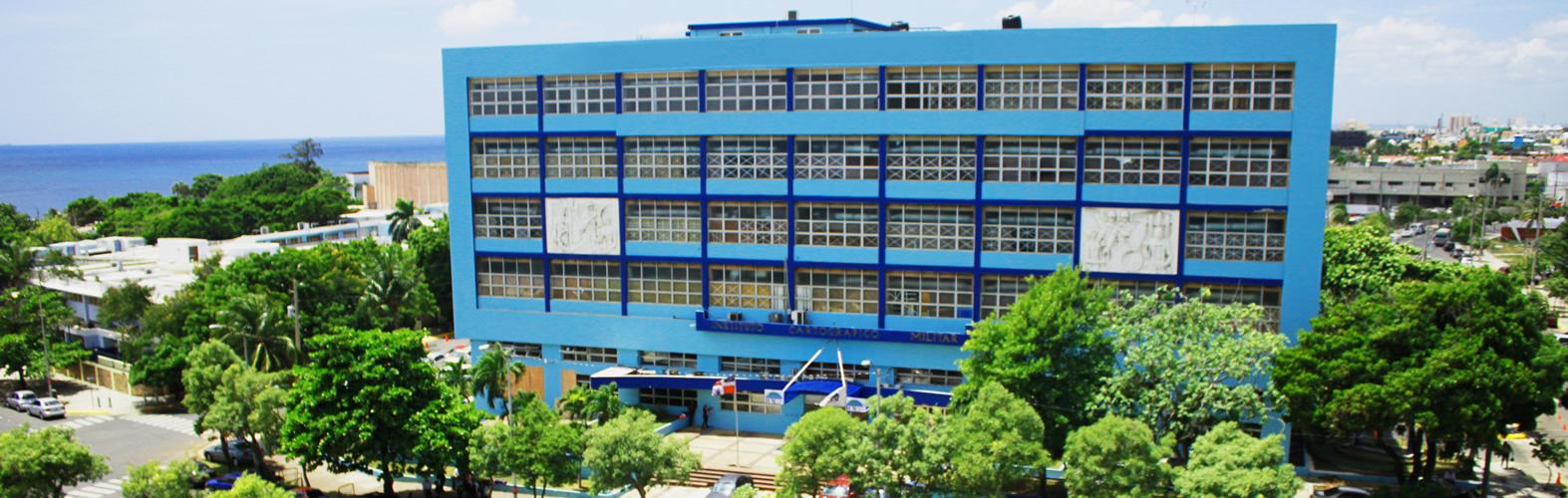 Fachada edificio ICM-7