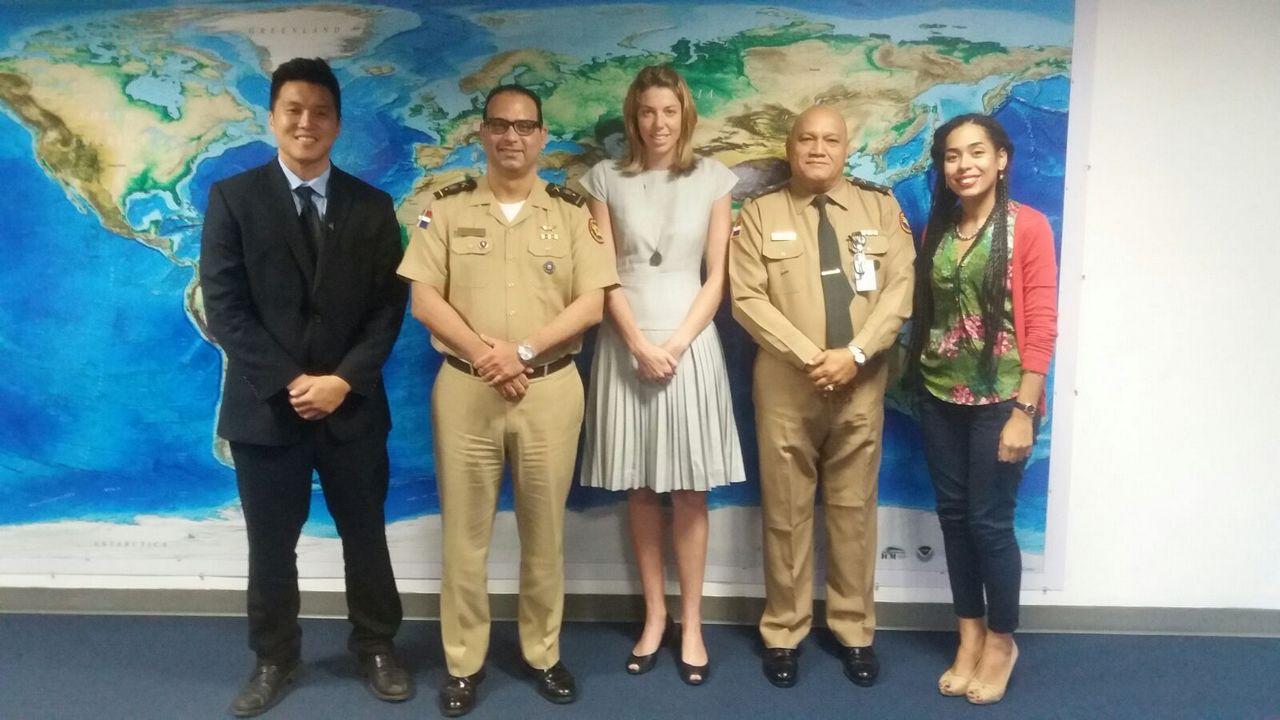 Visita de Delegación de la Universidad de Hawái de los Estados Unidos de Norteamérica