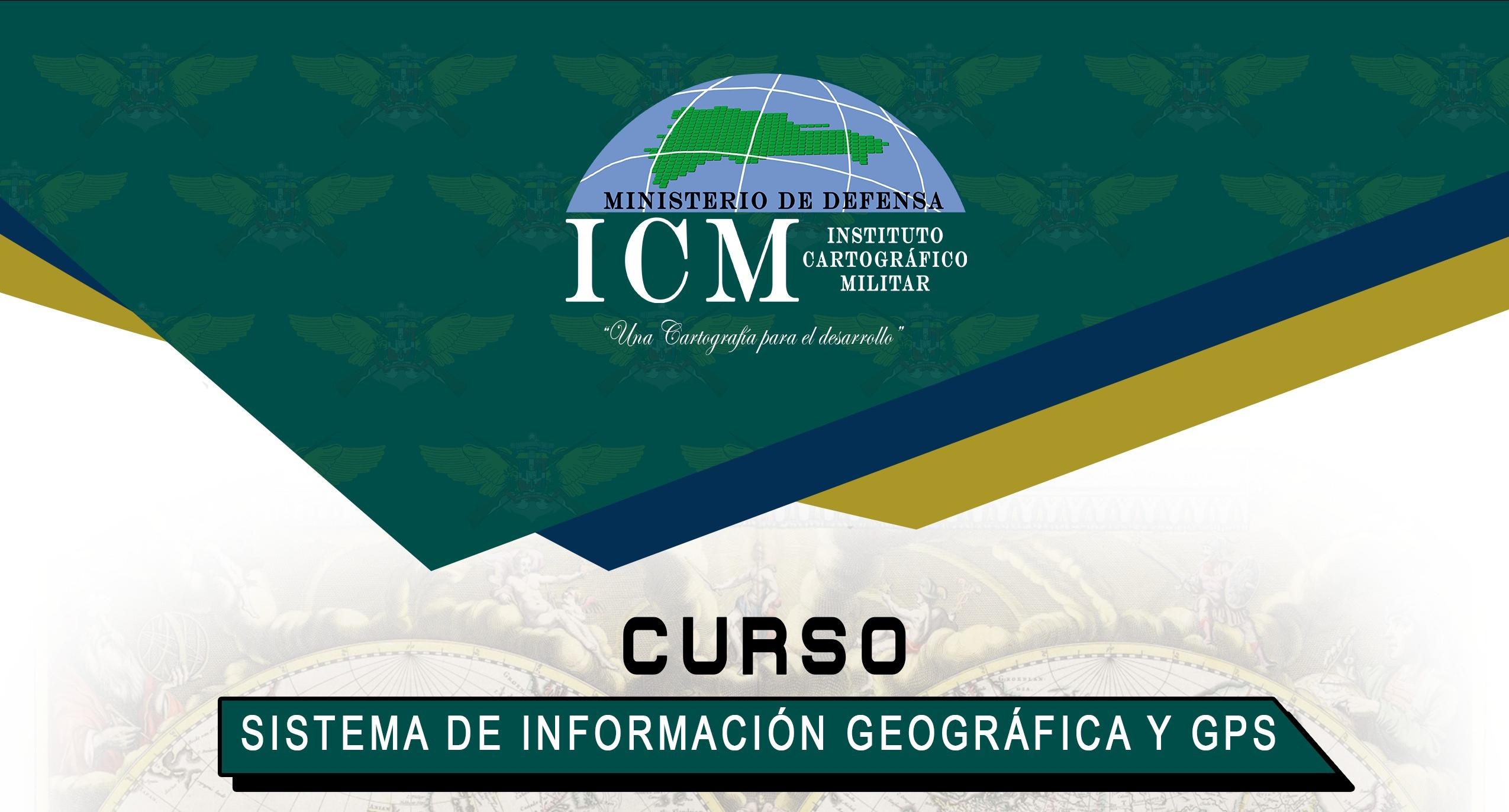 Curso Sistema de Información Geográfica y de GPS