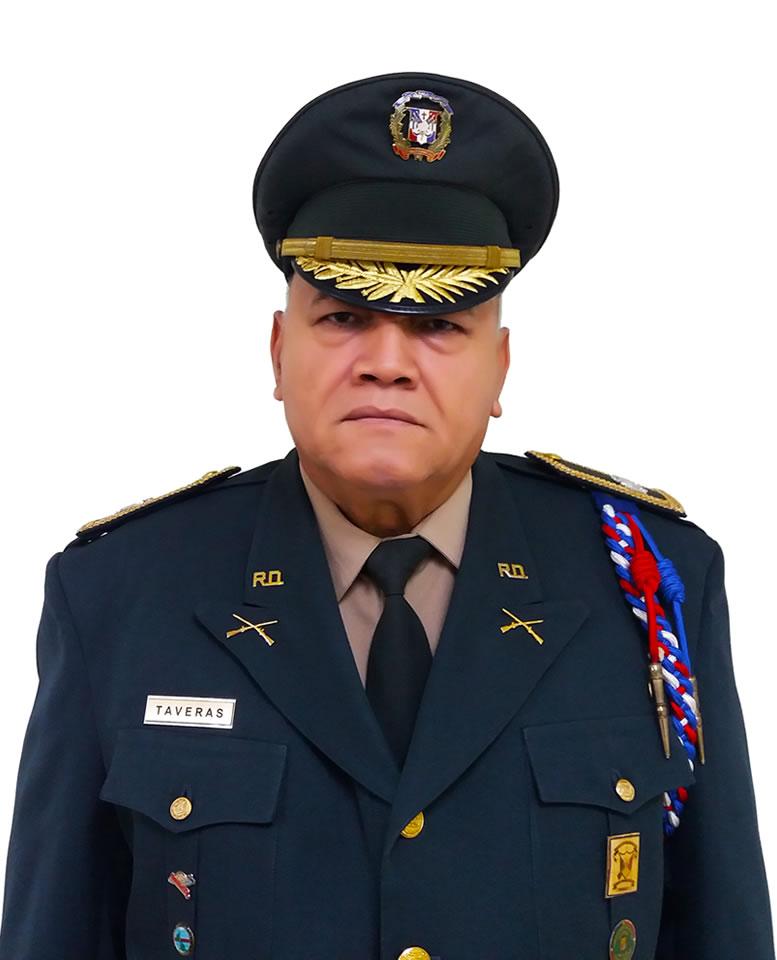Teniente Coronel Eugenio Taveras Polanco, E.R.D.