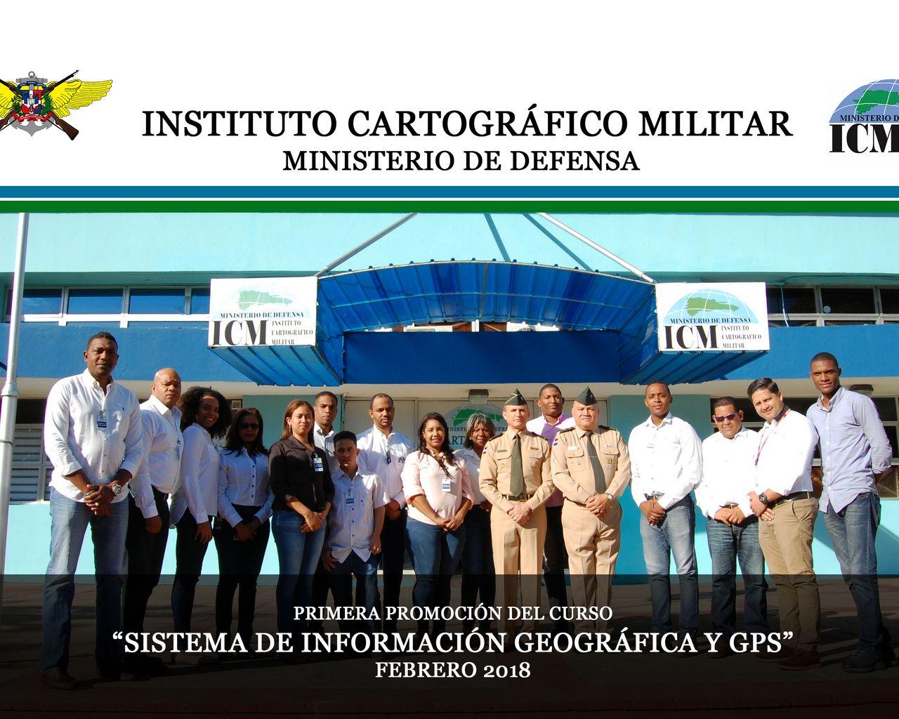 """Primera Promoción del Curso """"Sistema de Información Geográfica y GPS 2018"""""""
