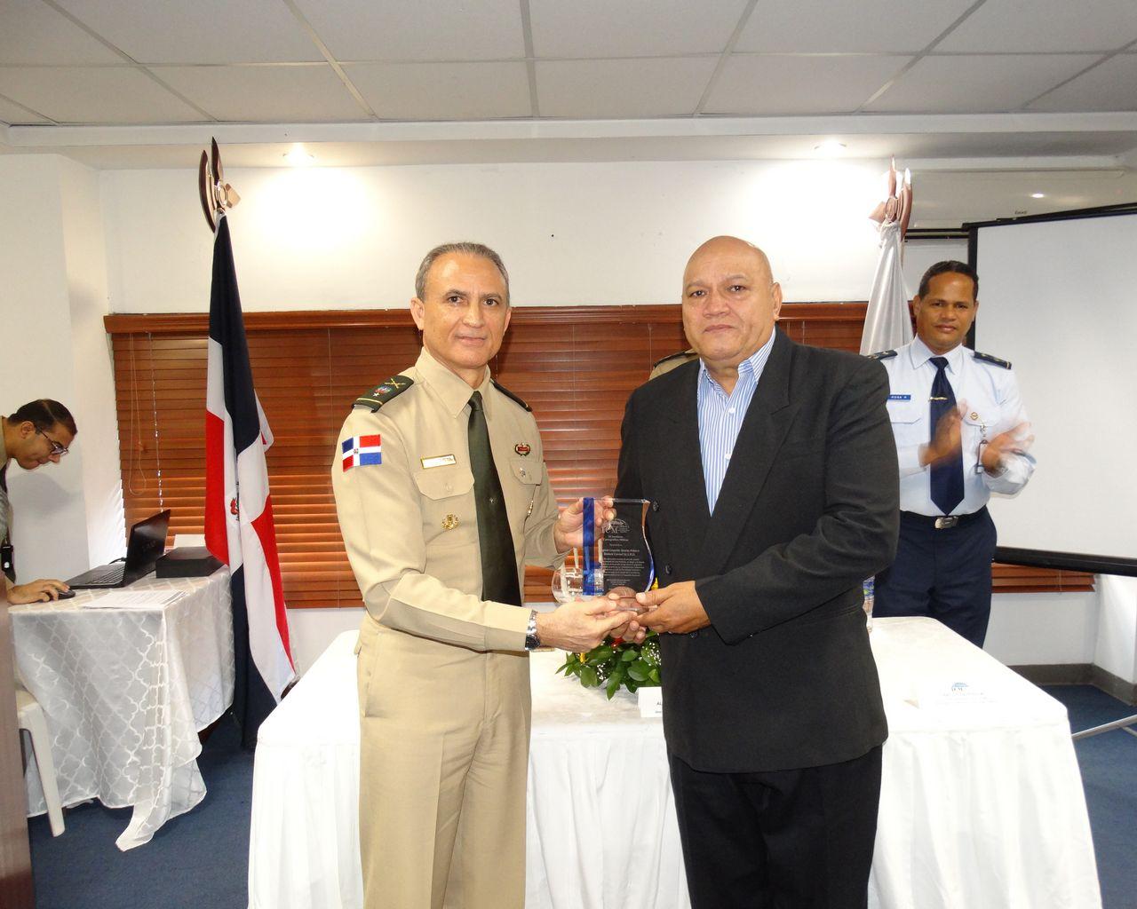 Instituto Cartográfico Militar realiza reconocimiento