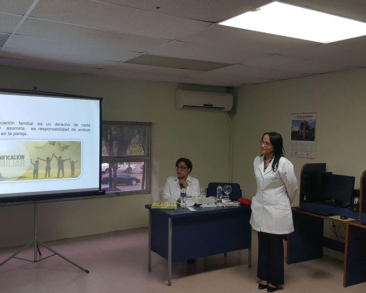 ICM imparte charla de Planificación Familiar