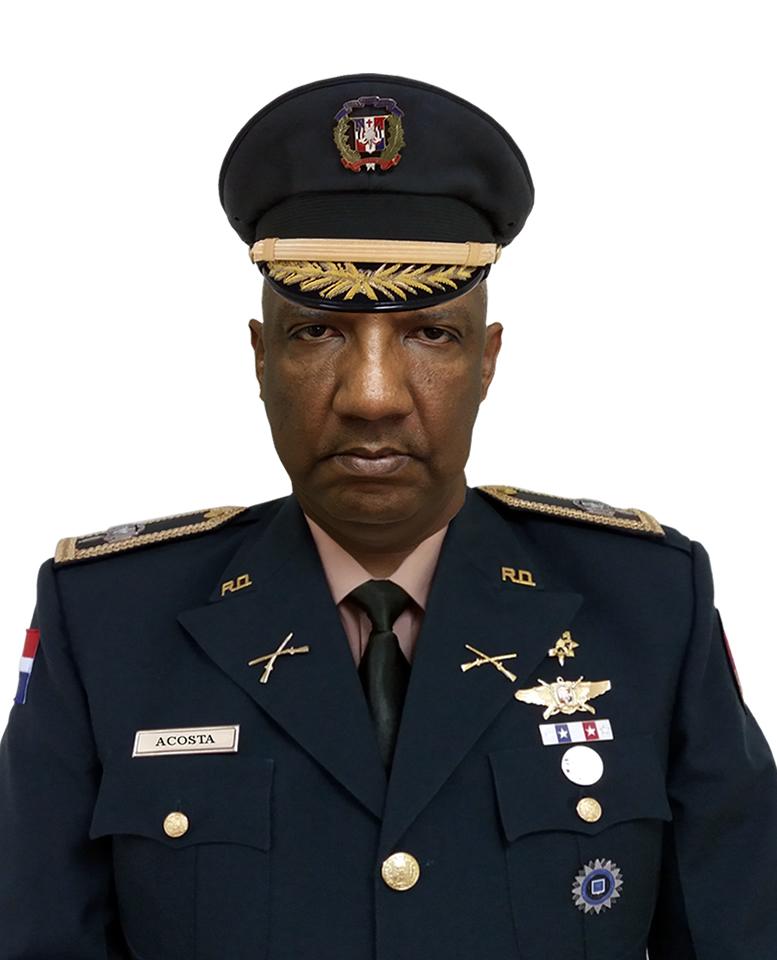 Coronel Roberto Acosta Estévez, E.R.D., (DEM)
