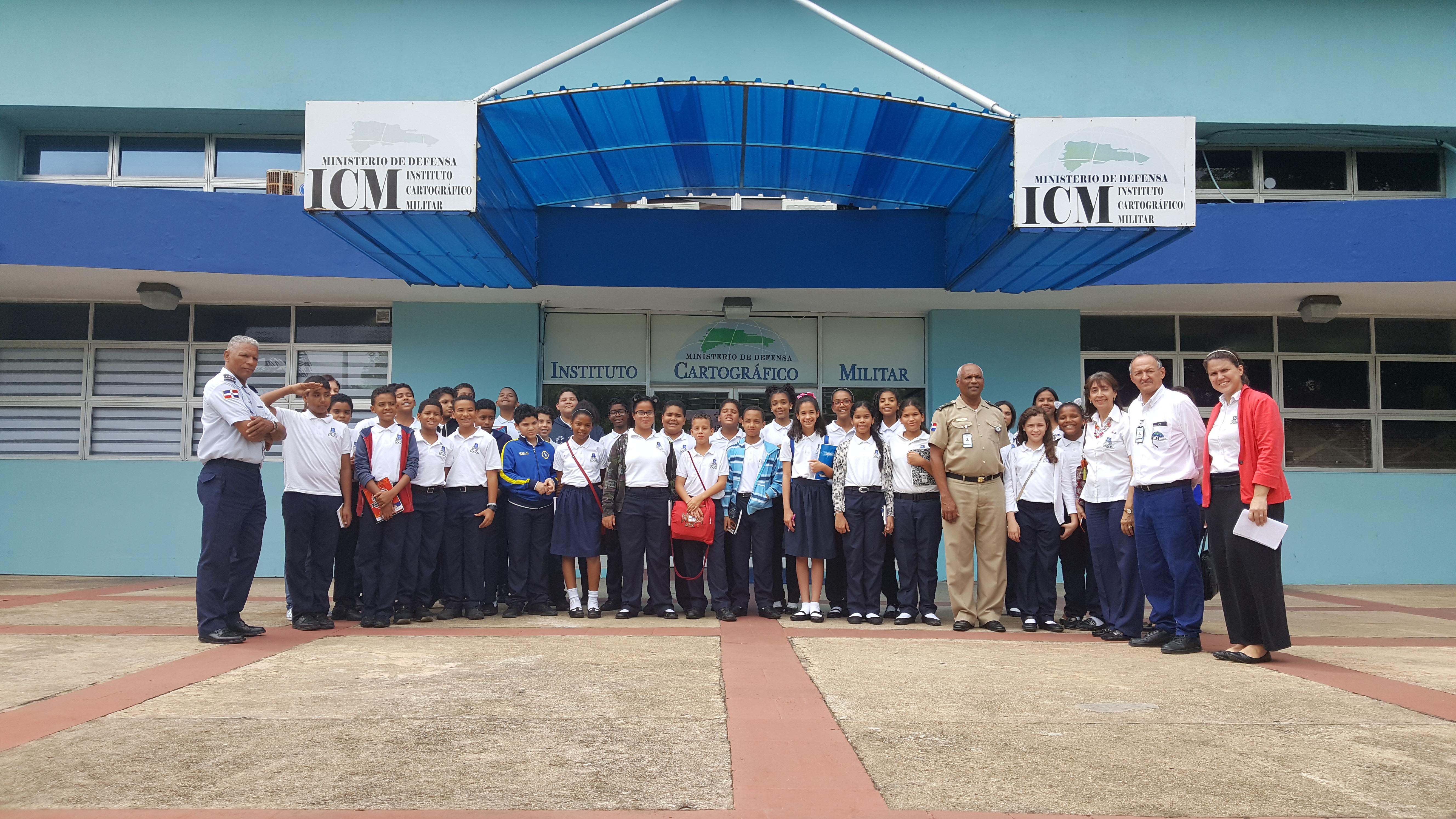 Visita educativa del Colegio Cristiano Logos a las instalaciones del ICM