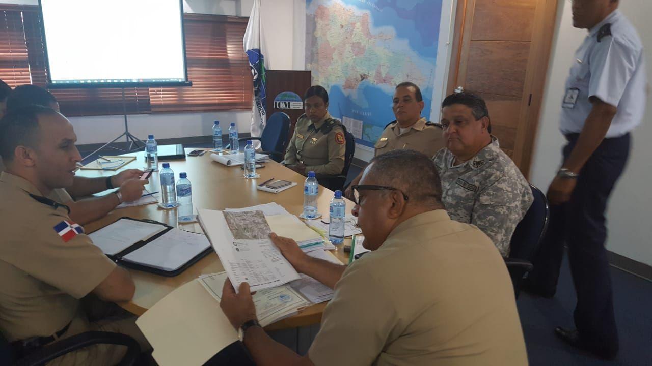 Director General del ICM, su plana mayor y los encargados de departamentos en la creación del Plan Estratégico del Instituto
