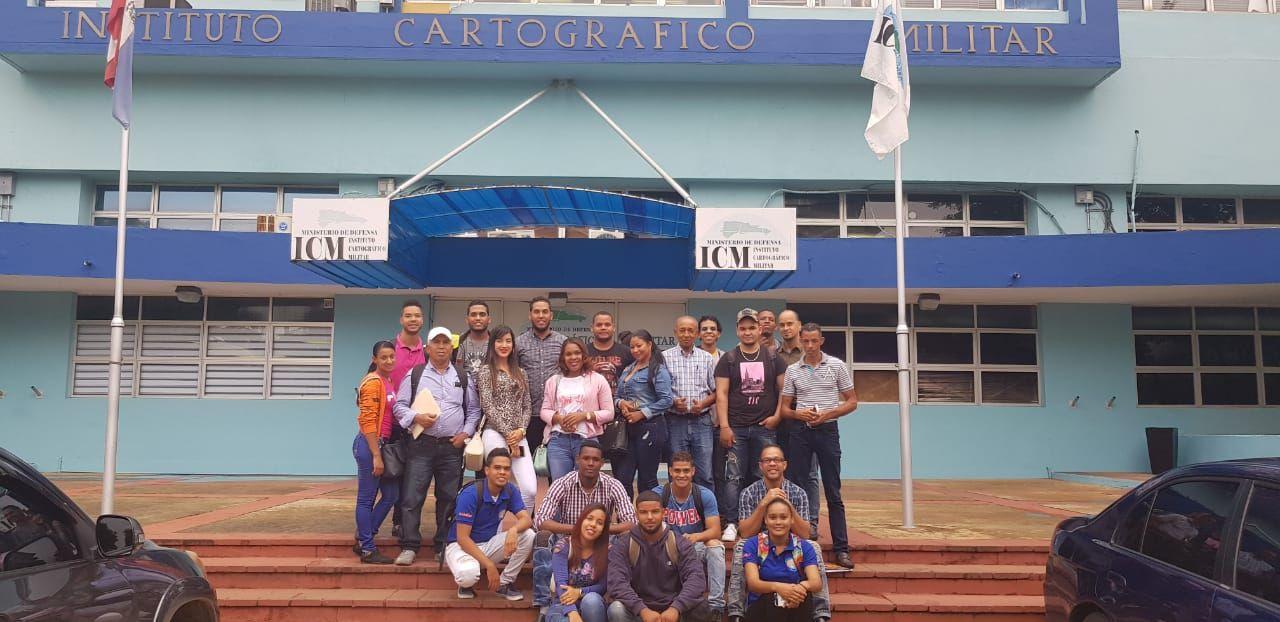 Visita Educativa de los Estudiantes de la Universidad Autónoma de Santo Domingo (UASD)