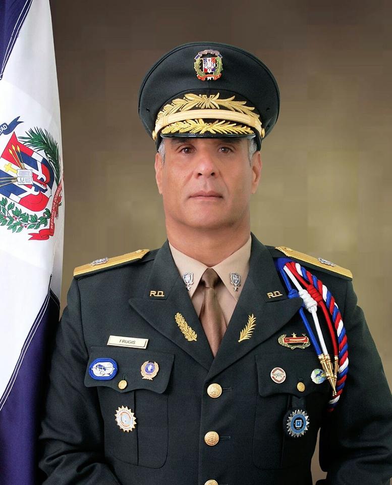 General de Brigada Sugar Puttzi Frugis Martínez, E.R.D.